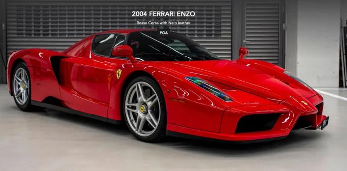 Tay đua 4 lần vô địch F1 thế giới bất ngờ rao bán một loạt siêu xe Ferrari sau khi bị đội đua nước Ý sa thải - Ảnh 2.