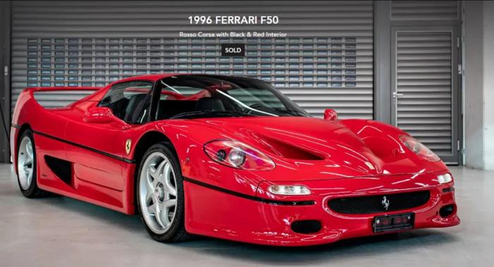 Tay đua 4 lần vô địch F1 thế giới bất ngờ rao bán một loạt siêu xe Ferrari sau khi bị đội đua nước Ý sa thải - Ảnh 3.