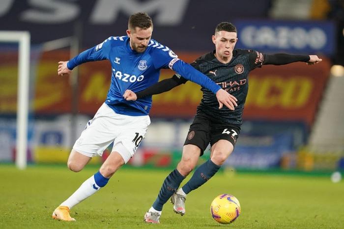 Man City bỏ xa MU tới 10 điểm sau chiến thắng thuyết phục trước Everton - Ảnh 2.
