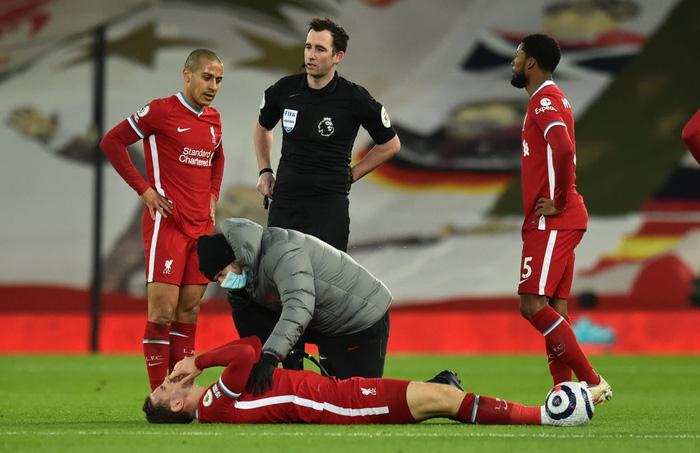 Thua trắng đại kình địch, Liverpool tái lập thảm họa trên sân nhà sau 98 năm - ảnh 5
