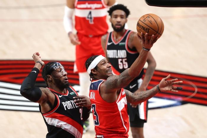 Bradley Beal hạnh phúc với Washington Wizards hiện tại - Ảnh 2.