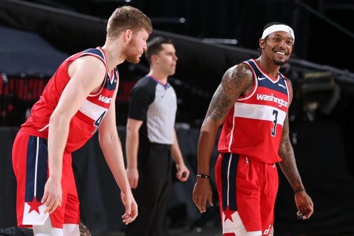 Bradley Beal hạnh phúc với Washington Wizards hiện tại - Ảnh 4.