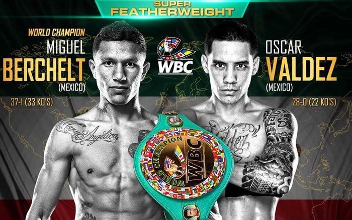 Hạ đo ván thuyết phục Miguel Berchelt, tay đấm bất bại Oscar Valdez giành về chiếc đai WBC danh giá - Ảnh 1.