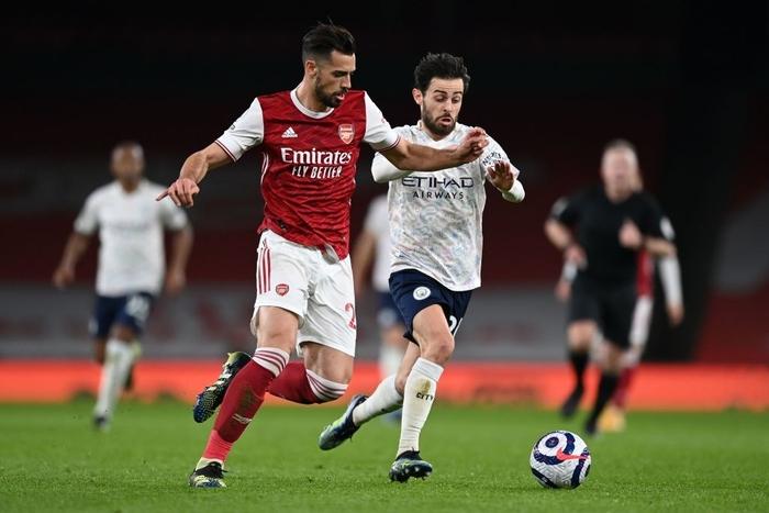 Thi đấu lấn lướt, Manchester City xây chắc ngôi đầu với chiến thắng tối thiểu trước Arsenal - Ảnh 5.