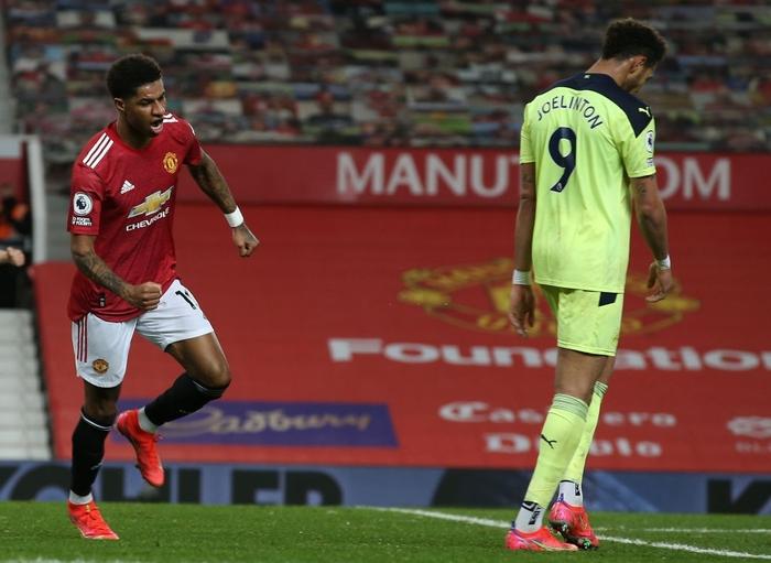 Marcus Rashford tỏa sáng giúp MU hạ Newcastle và nuôi hy vọng bám đuổi Man City - Ảnh 1.