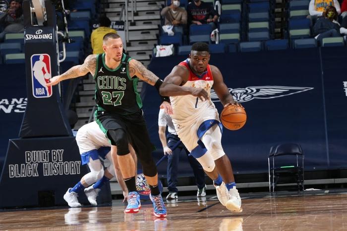 Lội ngược dòng 24 điểm, Zion Williamson đưa New Orleans Pelicans đến với chiến thắng trong hiệp phụ - Ảnh 1.