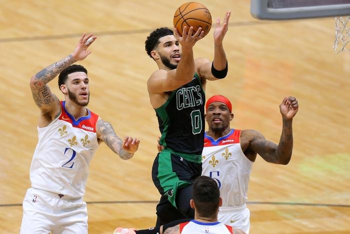 Lội ngược dòng 24 điểm, Zion Williamson đưa New Orleans Pelicans đến với chiến thắng trong hiệp phụ - Ảnh 2.