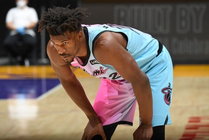 Jimmy Butler chia sẻ cảm xúc về những khó khăn cùng Miami Heat khi trở lại sau vấn đề với Covid-19 - Ảnh 2.