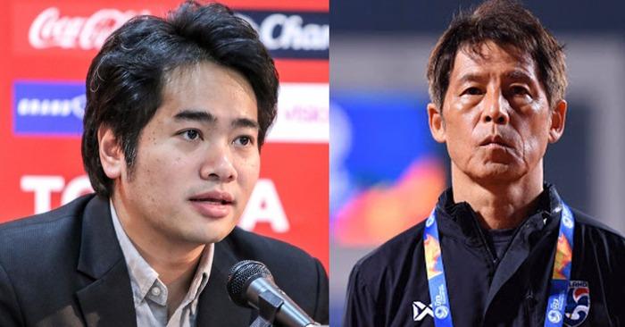 """HLV Nhật Bản khó chịu vì bị tố """"thiếu chuyên nghiệp, muốn từ chức tuyển Thái Lan"""" - Ảnh 1."""