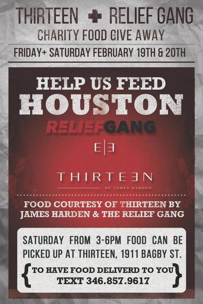 Góc hảo tâm: James Harden trợ giúp hết lòng cho Houston trong cơn hoạn nạn - Ảnh 2.