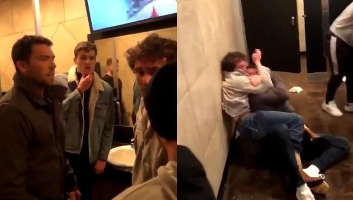 Xô xát cùng môn sinh MMA trong quán bar, cầu thủ bóng bầu dục bị đánh suýt mù mắt - Ảnh 2.