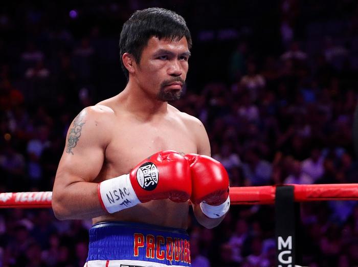 Huyền thoại George Foreman khuyên Conor McGregor bỏ MMA để chuyển sang đấu boxing cùng Manny Pacquiao - Ảnh 3.