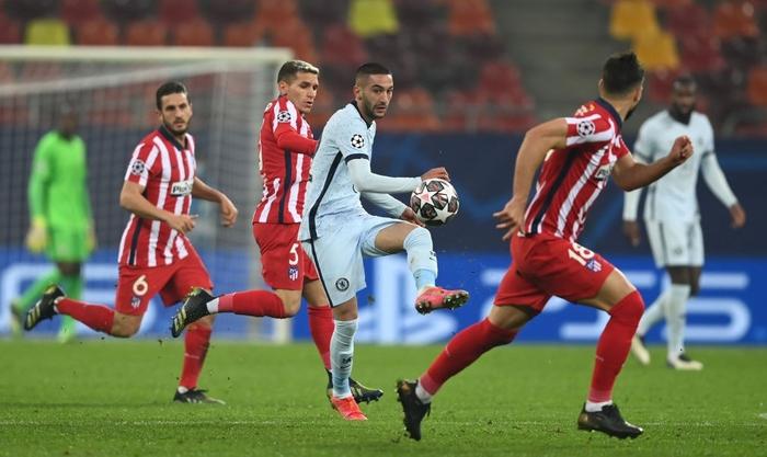 Giroud ghi siêu phẩm giúp Chelsea đánh bại Atletico Madrid - Ảnh 2.