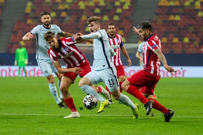 Giroud ghi siêu phẩm giúp Chelsea đánh bại Atletico Madrid - Ảnh 5.