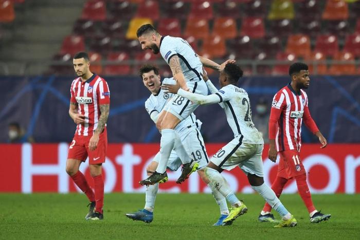 Giroud ghi siêu phẩm giúp Chelsea đánh bại Atletico Madrid - Ảnh 8.