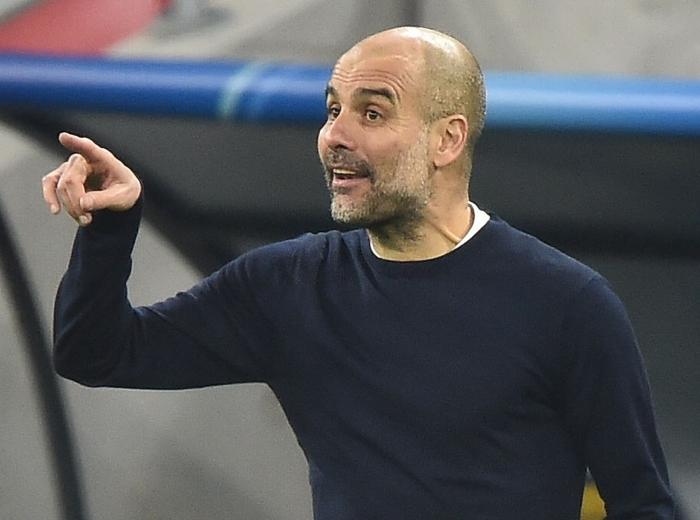 Man City đặt vé sớm vào Tứ kết Champions League trong ngày thầy trò Pep lập thêm kỷ lục mới - Ảnh 2.