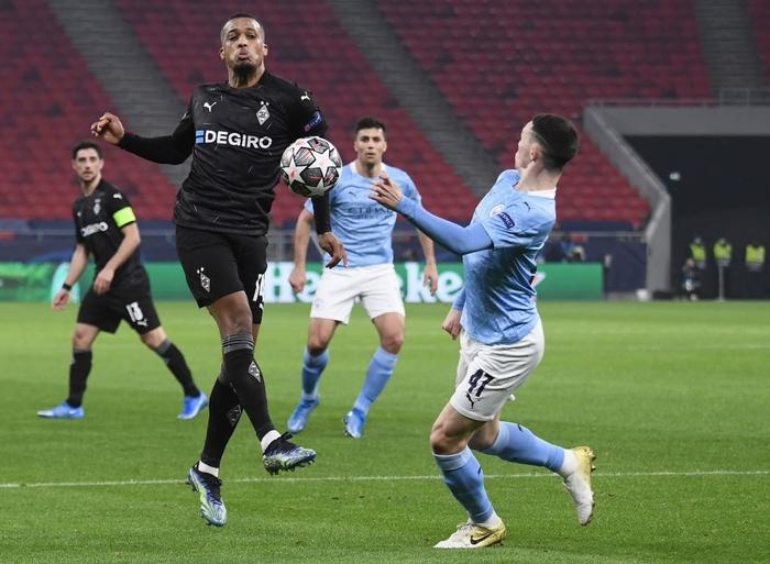 Man City đặt vé sớm vào Tứ kết Champions League trong ngày thầy trò Pep lập thêm kỷ lục mới - Ảnh 8.