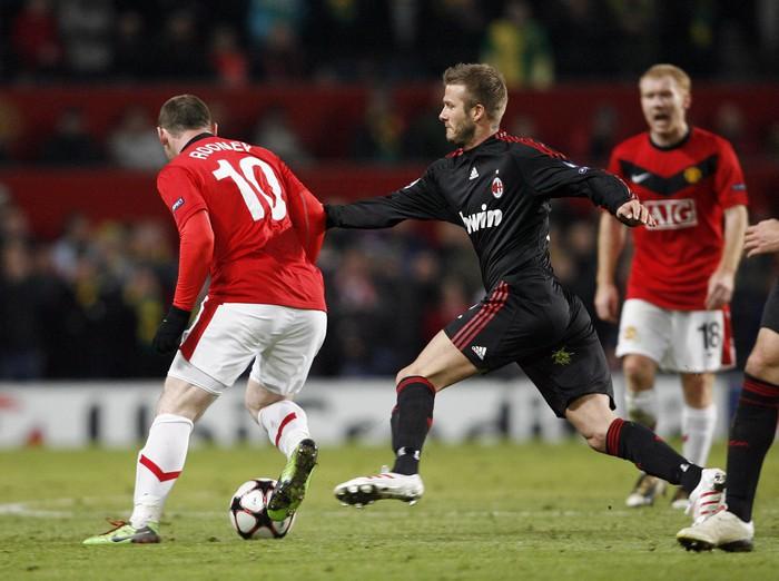 Cặp đấu kinh điển AC Milan - MU tái hiện ở vòng 1/8 Europa League - Ảnh 2.