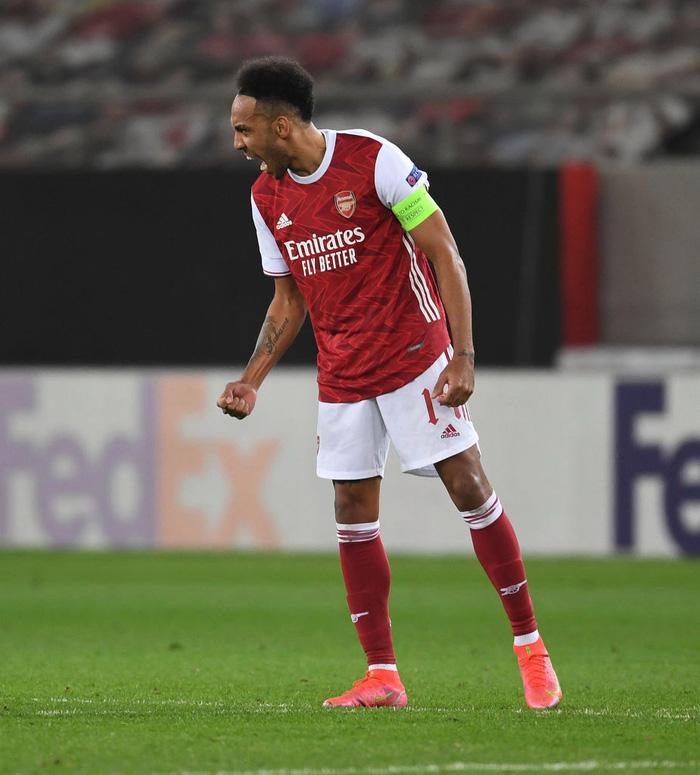 Aubameyang trở lại và Arsenal mơ về sự đổi thay - Ảnh 2.