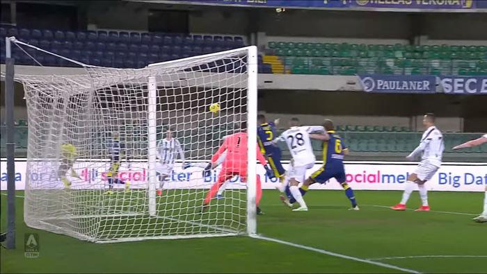 Juventus bị cầm hòa dù Ronaldo tiếp tục nổ súng - Ảnh 4.