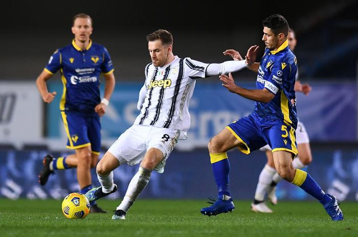 Juventus bị cầm hòa dù Ronaldo tiếp tục nổ súng - Ảnh 3.