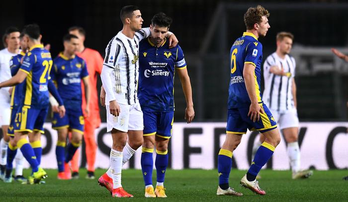 Juventus bị cầm hòa dù Ronaldo tiếp tục nổ súng - Ảnh 9.