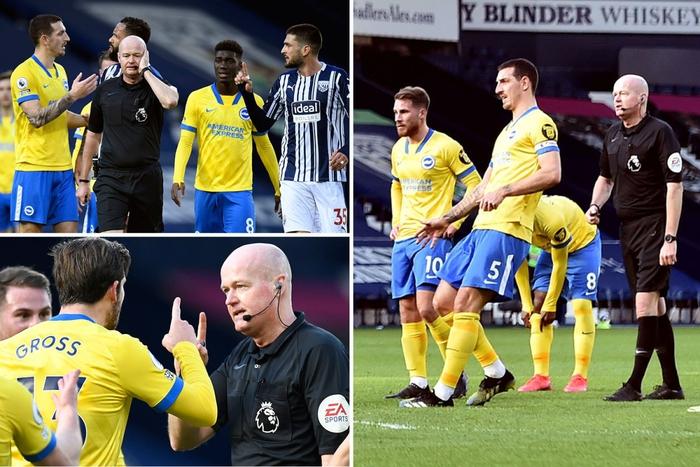 Thảm họa trọng tài Premier League: Hai lần bẻ còi với 1 tình huống - ảnh 5