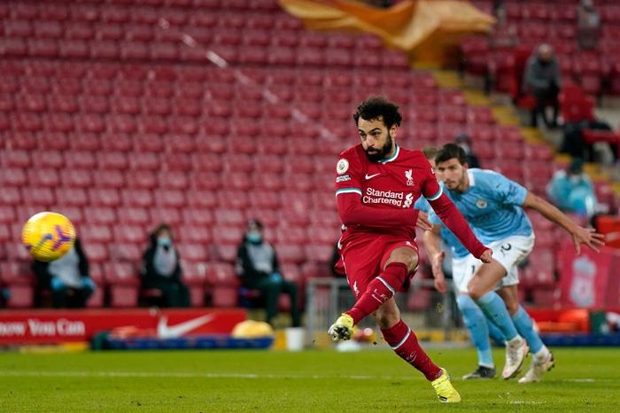 Liverpool bị Man City hủy diệt ngay tại Anfield bởi cú đúp sai lầm của 1 cái tên khó ngờ tới - Ảnh 6.