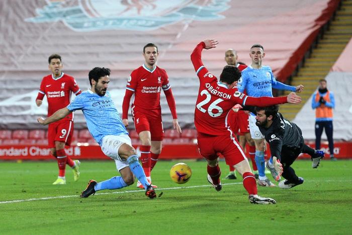 Liverpool bị Man City hủy diệt ngay tại Anfield bởi cú đúp sai lầm của 1 cái tên khó ngờ tới - Ảnh 5.