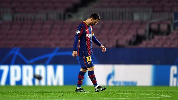"""Giấc mơ """"remontada"""" lặp lại và sứ mệnh Messi - Ảnh 2."""