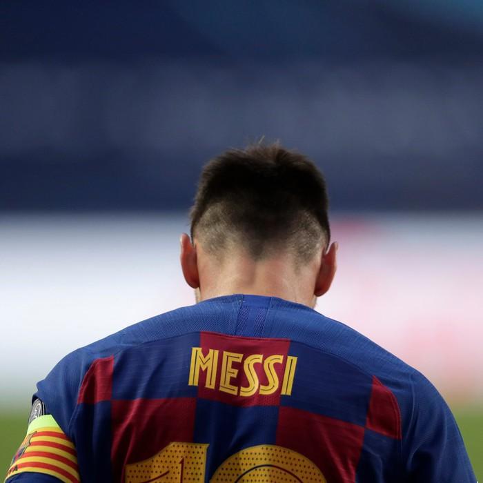 """Giấc mơ """"remontada"""" lặp lại và sứ mệnh Messi - Ảnh 3."""