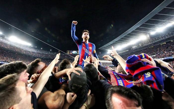 """Giấc mơ """"remontada"""" lặp lại và sứ mệnh Messi - Ảnh 1."""