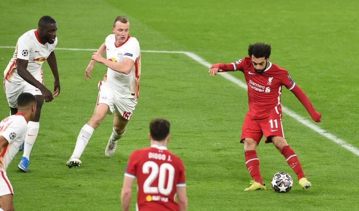 Tam tấu S-M-J tỏa sáng, Liverpool vào Tứ kết Champions League - Ảnh 6.