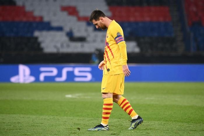 Messi vẫn cười tươi dù Barca trải qua mùa đau khổ thứ 6 - Ảnh 1.