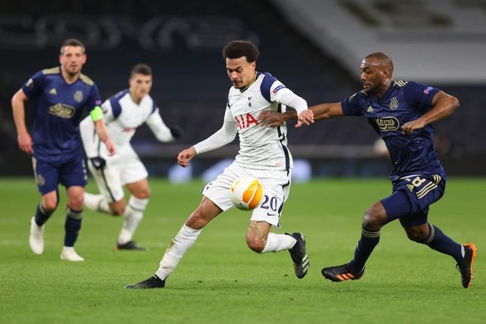 Harry Kane tỏa sáng giúp Tottenham thắng dễ Dinamo Zagreb - Ảnh 3.