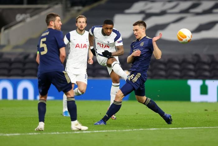 Harry Kane tỏa sáng giúp Tottenham thắng dễ Dinamo Zagreb - Ảnh 6.