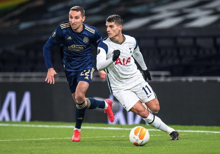 Harry Kane tỏa sáng giúp Tottenham thắng dễ Dinamo Zagreb - Ảnh 5.