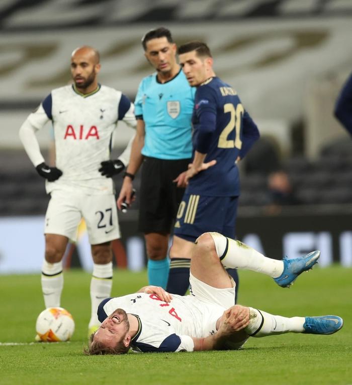Harry Kane tỏa sáng giúp Tottenham thắng dễ Dinamo Zagreb - Ảnh 9.