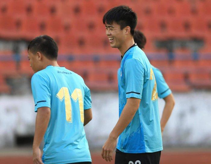 Hà Nội FC tuýt còi trò chơi điện tử sử dụng trái phép hình ảnh Quang Hải - Ảnh 7.