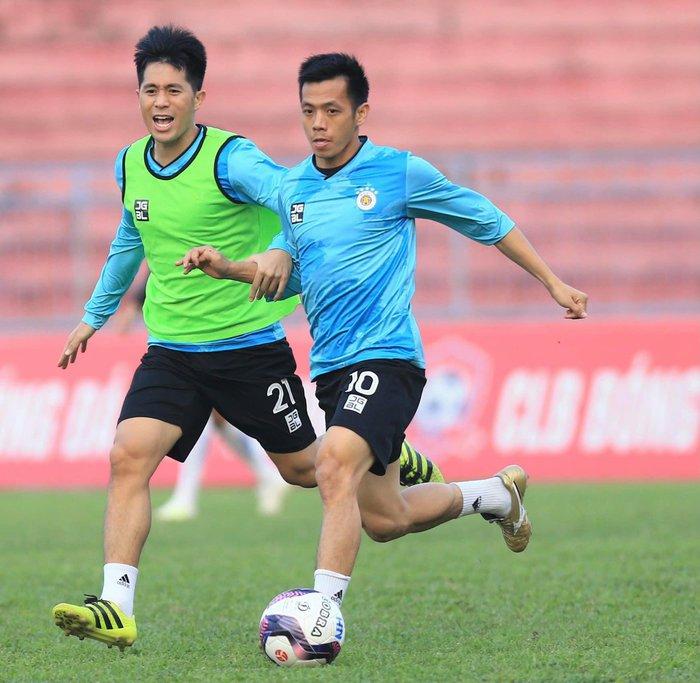 Hà Nội FC tuýt còi trò chơi điện tử sử dụng trái phép hình ảnh Quang Hải - Ảnh 5.