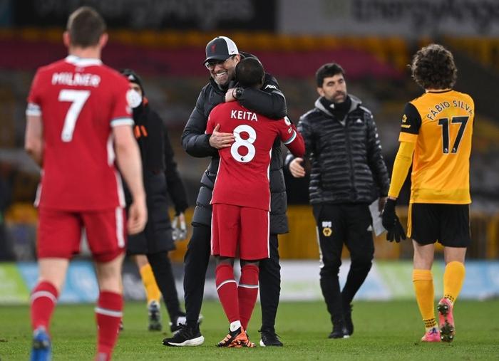 Liverpool sáng lại hy vọng vào top 4 sau chiến thắng nhọc nhằn - Ảnh 9.