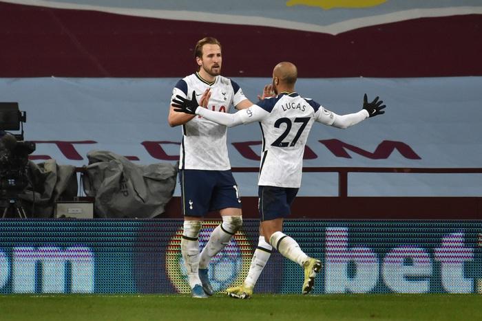 Harry Kane nổ súng giúp Tottenham đánh bại Aston Villa - Ảnh 1.