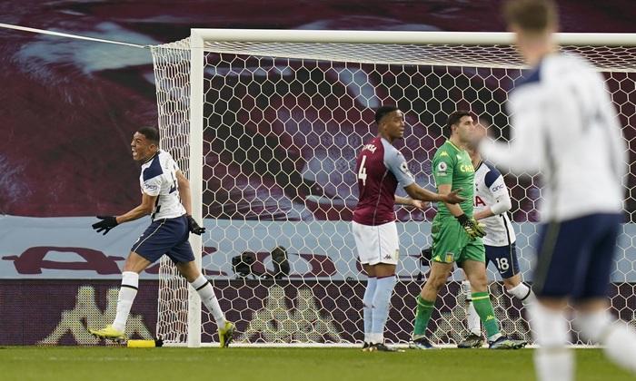 Harry Kane nổ súng giúp Tottenham đánh bại Aston Villa - Ảnh 2.