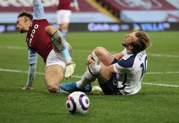 Harry Kane nổ súng giúp Tottenham đánh bại Aston Villa - Ảnh 9.