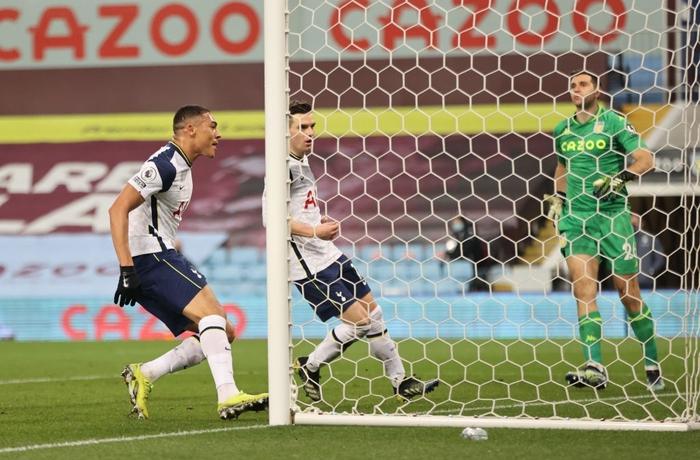 Harry Kane nổ súng giúp Tottenham đánh bại Aston Villa - Ảnh 6.