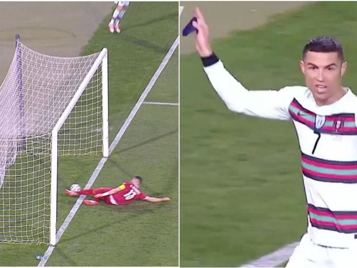 Những khoảnh khắc Ronaldo mất bình tĩnh đến cực độ - Ảnh 8.