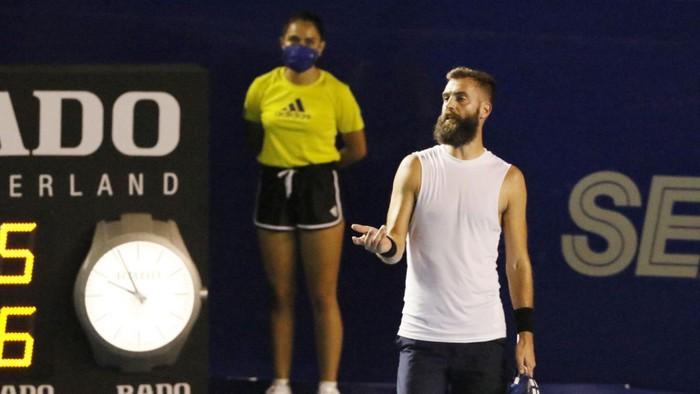 Chuyện lạ có thật: Tay vợt người Pháp ăn mừng thua trận, tiết lộ cách kiếm tiền đơn giản không tưởng mùa dịch - Ảnh 5.