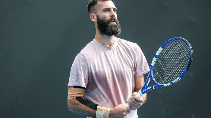 Chuyện lạ có thật: Tay vợt người Pháp ăn mừng thua trận, tiết lộ cách kiếm tiền đơn giản không tưởng mùa dịch - Ảnh 4.