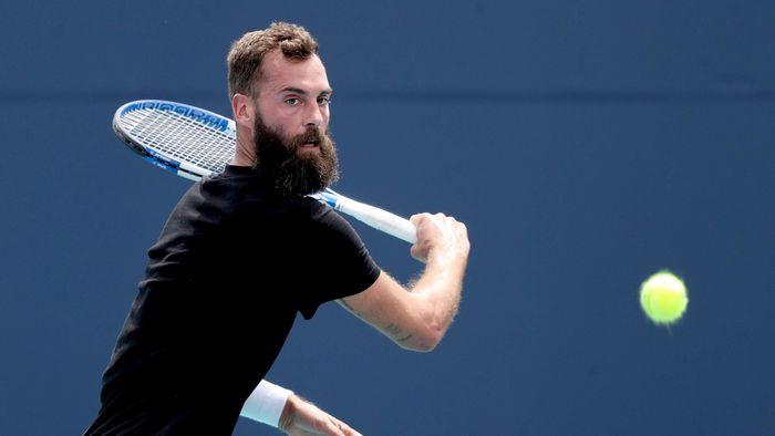 Chuyện lạ có thật: Tay vợt người Pháp ăn mừng thua trận, tiết lộ cách kiếm tiền đơn giản không tưởng mùa dịch - Ảnh 7.
