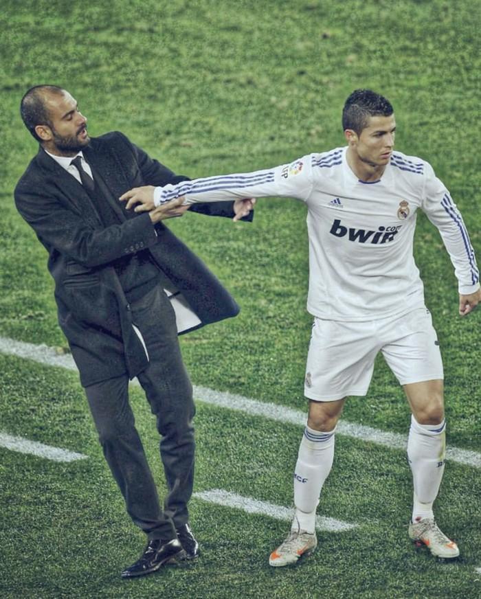 Những khoảnh khắc Ronaldo mất bình tĩnh đến cực độ - Ảnh 3.